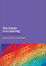 Key Issues in e-Learning cover