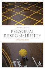 Personal Responsibility cover