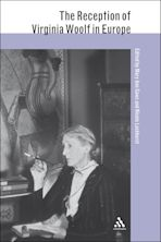 The Reception of Virginia Woolf in Europe cover