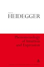 Phenomenology of Intuition and Expression cover