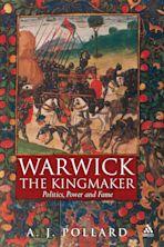 Warwick the Kingmaker cover