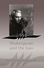 Shakespeare and the Law cover