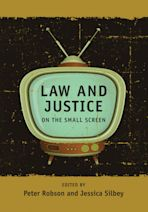 Law and Justice on the Small Screen cover
