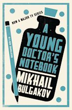 A Young Doctor's Notebook: New Translation cover