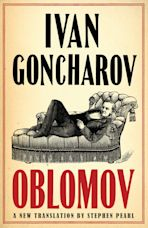 Oblomov: New Translation cover