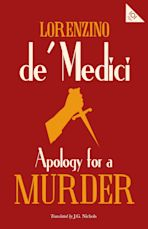 Apology for a Murder cover