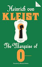 The Marquise of O cover