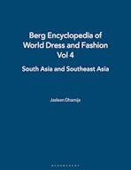 Berg Encyclopedia of World Dress and Fashion Vol 4 cover
