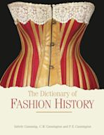 The Dictionary of Fashion History cover