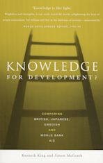 Knowledge for Development? cover