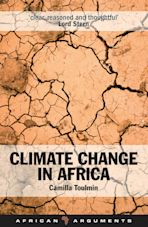 Climate Change in Africa cover