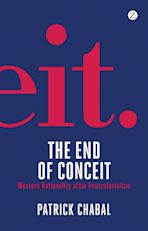 The End of Conceit cover