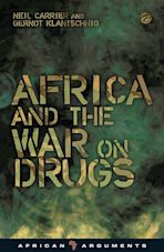 Africa and the War on Drugs cover