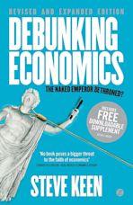 Debunking Economics cover