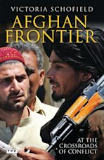 Afghan Frontier cover