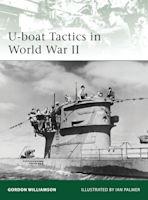 U-boat Tactics in World War II cover