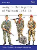 Army of the Republic of Vietnam 1955–75 cover