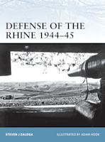 Defense of the Rhine 1944–45 cover