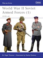 World War II Soviet Armed Forces (1) cover