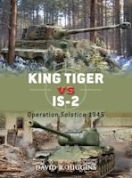 King Tiger vs IS-2 cover
