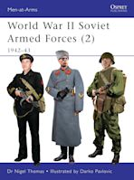 World War II Soviet Armed Forces (2) cover