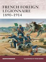 French Foreign Légionnaire 1890–1914 cover