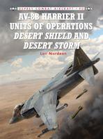 AV-8B Harrier II Units of Operations Desert Shield and Desert Storm cover