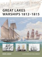 Great Lakes Warships 1812–1815 cover