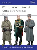 World War II Soviet Armed Forces (3) cover