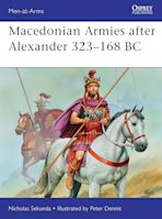 Macedonian Armies after Alexander 323–168 BC cover