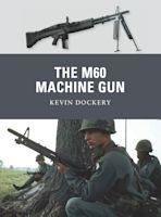 The M60 Machine Gun cover