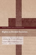 Rights in Divided Societies cover