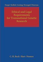 Ethical and Legal Requirements of Transnational Genetic Research cover