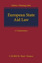 European State Aid Law cover