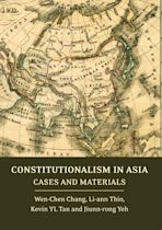 Constitutionalism in Asia cover