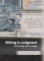 Sitting in Judgment cover