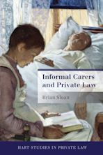 Informal Carers and Private Law cover