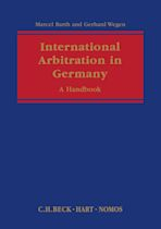 International Arbitration in Germany cover