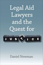 Legal Aid Lawyers and the Quest for Justice cover