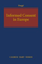 Informed Consent in Europe cover