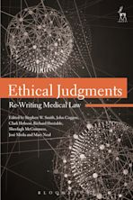 Ethical Judgments cover