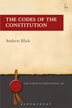 The Codes of the Constitution cover
