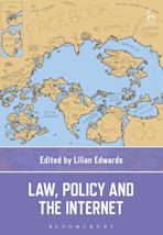 Law, Policy and the Internet cover