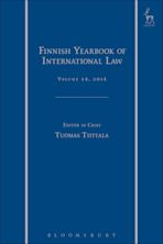 Finnish Yearbook of International Law, Volume 24, 2014 cover