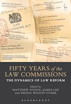 Fifty Years of the Law Commissions cover
