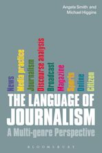 The Language of Journalism cover