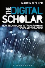 The Digital Scholar cover