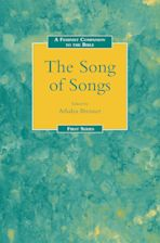 Feminist Companion to the Song of Songs cover