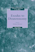Feminist Companion to Exodus to Deuteronomy cover