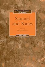 Feminist Companion to Samuel-Kings cover
